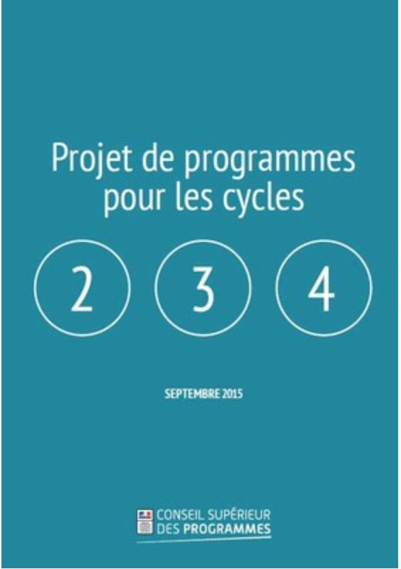 Couverture nouveaux programmes