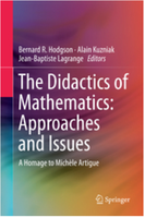 The Didactics of Mathematics: Approaches and Issues. A Hommage to Michèle Artigue