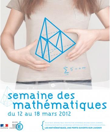 Semaine des math 2012